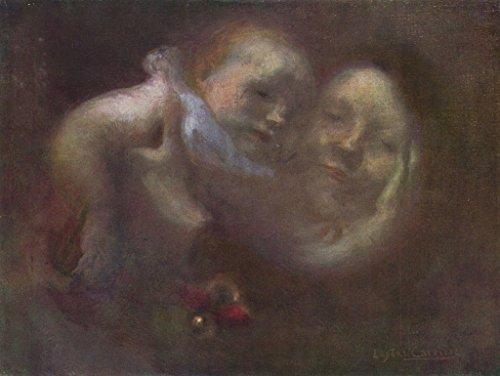 Lais Jigsaw Eugène Carrière - Maternity 1000 Pieces