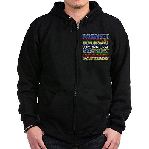 CafePress Supernatural Hoodie Classic Sweatshirt