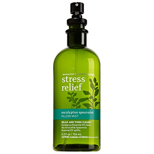 Price comparison product image Bath & Body Works Aromatherapy Pillow Mist Eucalyptus Spearmint