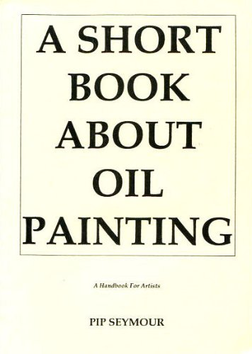 Short Book About Oil Painting