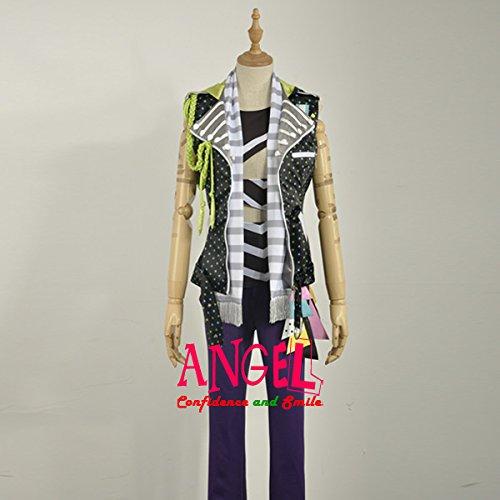 【サイズ選択可】男性XLサイズ A1J00851 コスプレ衣装 B-PROJECT THRIVE 愛染健十 あいぞめけんと 男性XLサイズ  B01N90OW39