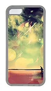 iPhone 5c case, Cute Long Day iPhone 5c Cover, iPhone 5c Cases, Soft Clear iPhone 5c Covers