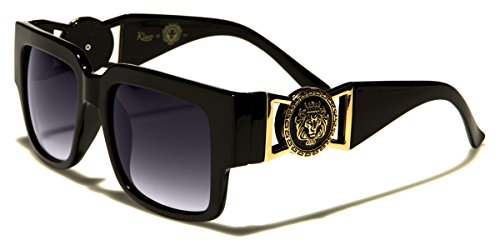 d Buckle Hip Hop Rapper DJ Celebrity Sunglasses ()