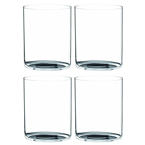 Riedel 0414/02 O Wine Tumbler, Set of 4, Clear
