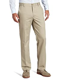 Men's American Chino Flat Front Slim Fit Pant