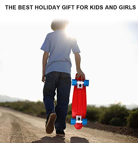 Mini Holiday Skateboards