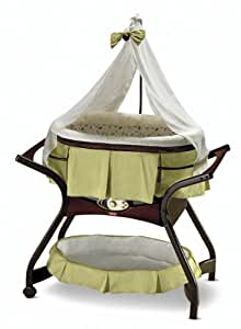 Fisher-Price Zen Collection Gliding Bassinet (Discontinued by Manufacturer)