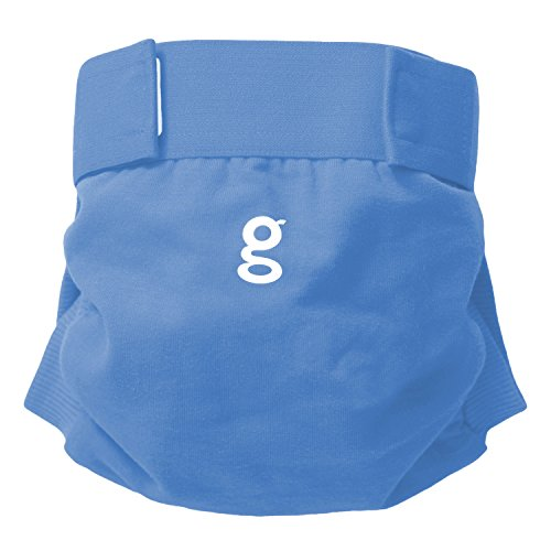 gDiapers Gigabyte Blue gPants, Medium (13-28 lbs) for sale  Delivered anywhere in USA