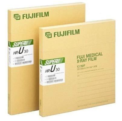 Filme Para Raio-x - Super Hr-u 35 X 35 Cm - Fujifilm