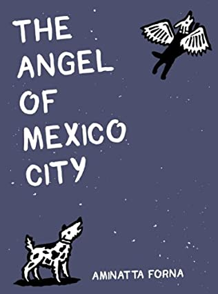 book cover of The Angel of Mexico City