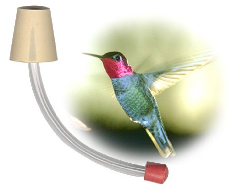 Hummingbird Feeder Tubes For Making Your Own Feeders (Pkg of 12)