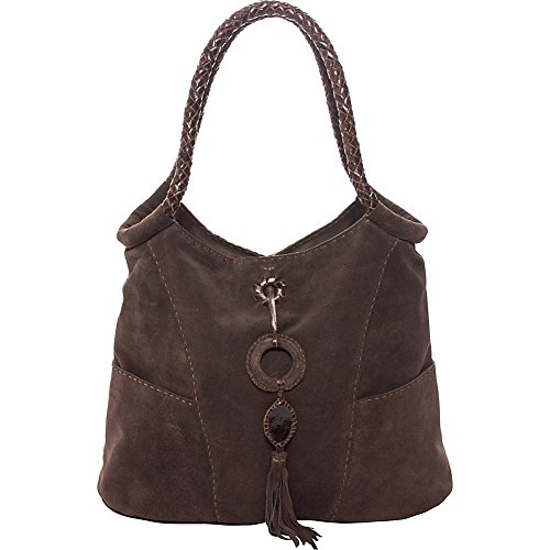 carla-mancini-tall-tote-with-front-ring-brown-suede