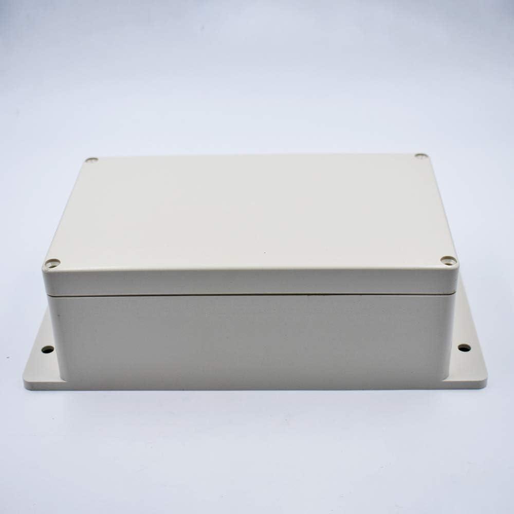 bo/îte de d/érivation 200 mm x 120 mm x 75 mm en plastique /étanche Cr/éatif et utile Ogquaton Bo/îte de jonction bricolage Bo/îtier de protection contre les surtensions