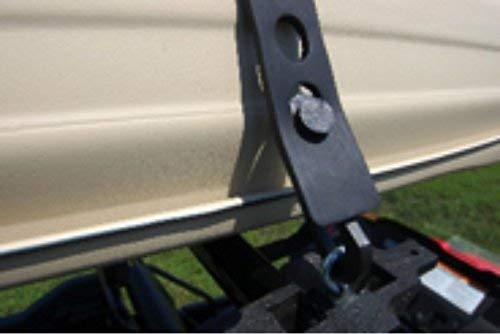 END OF ROAD 90065 Quick Fist Kayak Roof Top Mounting Kit