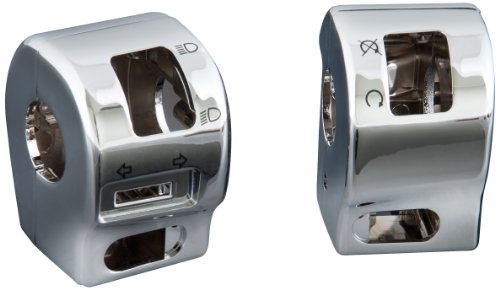 Show Chrome Accessories 63-136 Switch Box Housing