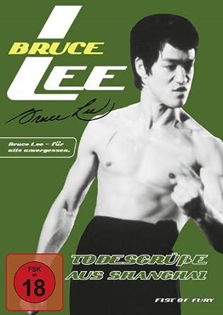 Bruce Lee Todesgrüße Aus Shanghai Amazonde Bruce Lee Nora Miao