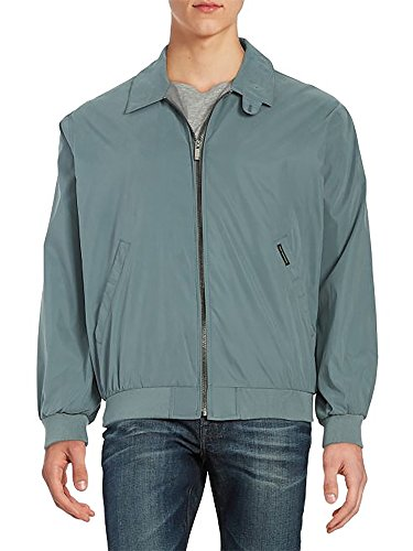 Weatherproof Mens Microfiber Golf Jacket, Seafoam, Small - Weather Microfiber Jacket