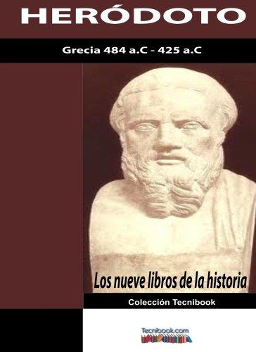 Los nueve libros de la historia  [Herodoto] (Tapa Blanda)