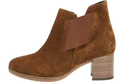 Shoes mujer Gabor de 830 braun Mittel Botines 72 Comfort cuero qxxFSO1w