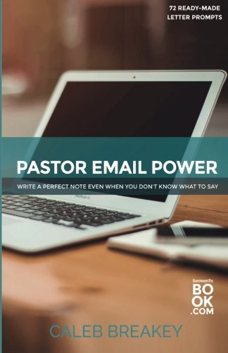 Pastor Email Power Prompts Perfect product image