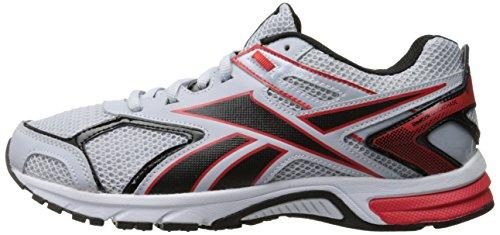 Reebok-Mens-Quickchase-Running-Shoe-Cloud-GreyRiot-RedBlackWhite-115-M-US