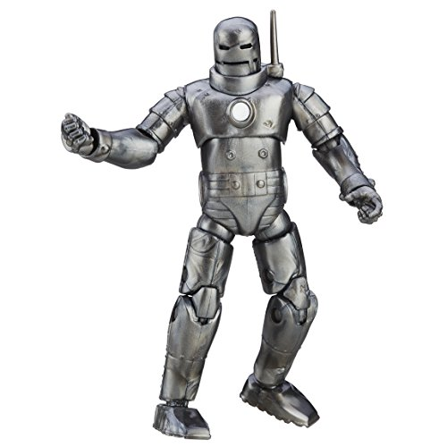- Marvel Legends Series 3.75in Iron Man