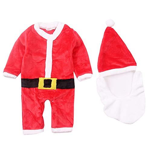 YANN Deluxe Santa Suit 3pc. Christmas Ultra Velvet Santa Claus - Santa Deluxe Velvet