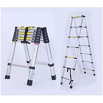 Aluminum Telescoping Ladder 13 Ft Reach 12 5ft 16ft 18ft