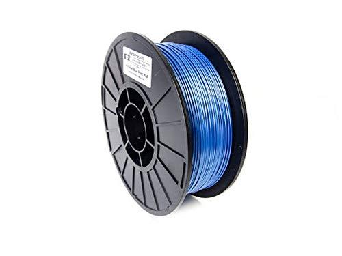 Filamento Para Impressora 3D Pla Perolado Azul 0.5Kg, FLASHFORGE, 30010