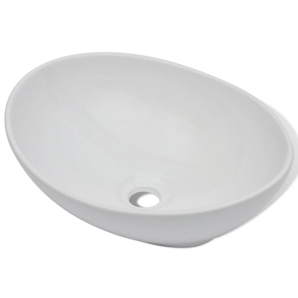 amazon.fr | lavabos de salle de bain - Lavabo Salle De Bain Encastrable