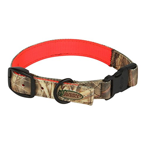 Avery Reversible Collar Medium Camo to Blaze Orange) by Avery Outdoors Inc.
