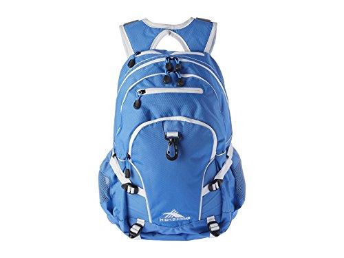 High Sierra Loop Backpack, Lapis/White -