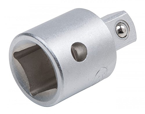 KS Tools 911.1233 1/2' Reduzieradapter, 1/2'F x 3/8'M 1/2F x 3/8M KS-Tools Werkzeuge-Maschine 4042146045459