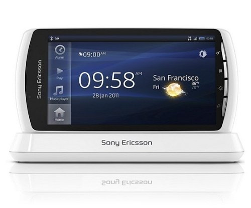 Sony Ericsson DK300 Multimedia Dock Desk Stand For Xperia Play - (Sony Ericsson Dock)