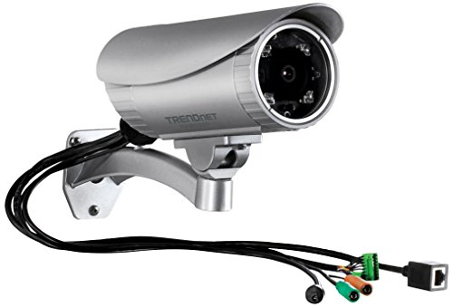 TRENDnet Outdoor Megapixel PoE Network Surveillance Camera with Night Vision, TV-IP322P
