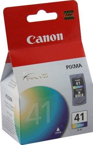 Canon 0617b002 Cl 41 Color (9 X Canon 0617B002 OEM Ink - (CL-41) iP1600 iP1700 iP2600 iP6210D iP6220D iP6310D MP 150 160 170 450 460 Color Ink)