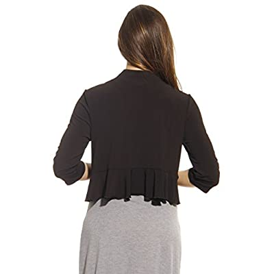 Just Love Shrug Shrugs Women Cardigan at Women's Clothing store