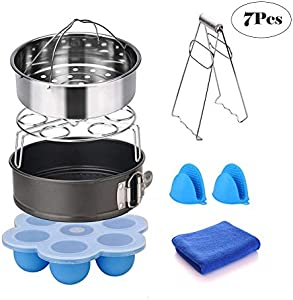 Sweepstakes - Instant Pot Accessories Set (7 Pieces)-Fits...