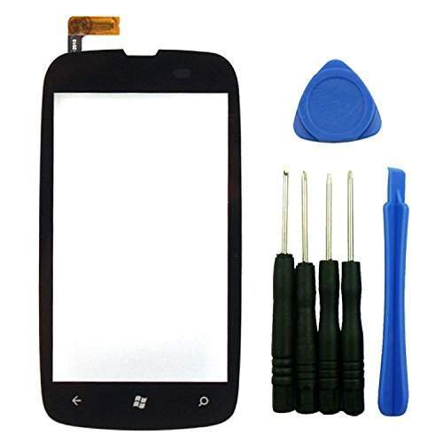 Touch Screen Glass Digitizer for Nokia Lumia 610 - 5