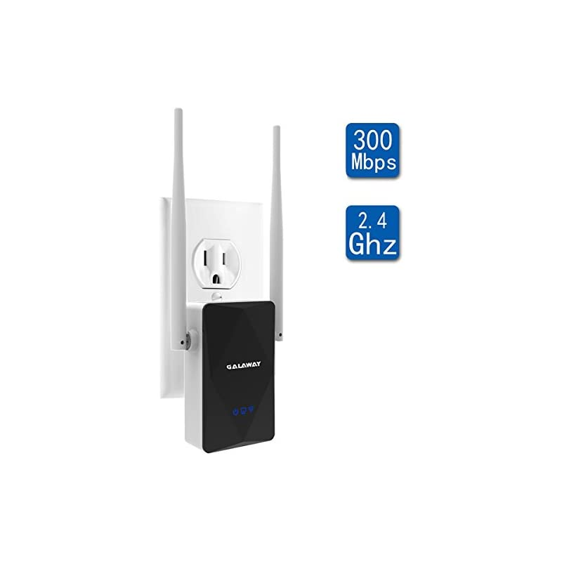GALAWAY WiFi Extender 300Mbps G308 Wirel