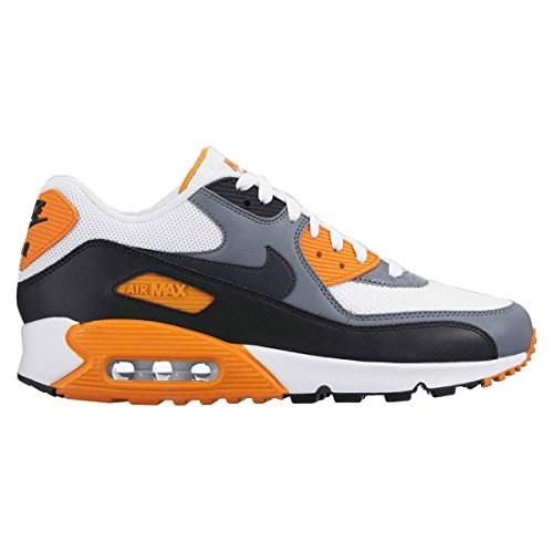 Nike Mens Air Max 90 Essential Leather Trainers