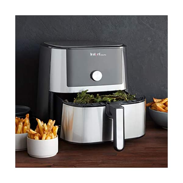 Instant Vortex Plus Air Fryer 6 in 1, Best Fries Ever, Dehydrator, 6 Qt, 1500W 3