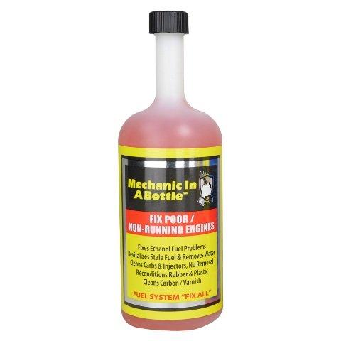 B3C Fuel Solutions 2-024-1 Mechanic In A Bottle 24 oz. Bottle