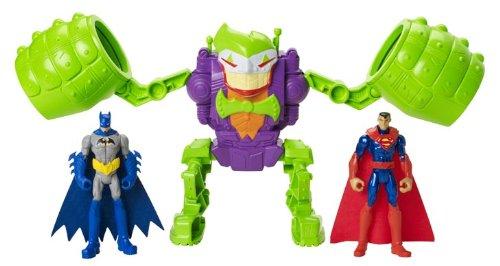 Batman The Joker Robo Rampage Figure Set