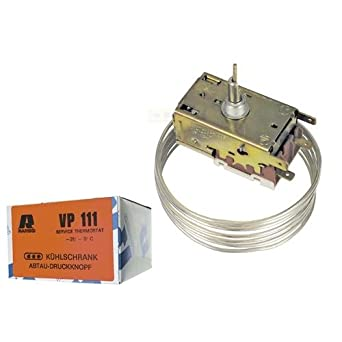 Termostato Universal Termostata Refrigerador Ranco K60L2025 VP111 1500 mm