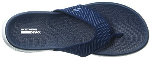Skechers Go Navy The 600 Uomo Blu Punta Sandali Aperta a On w1OFxrqw