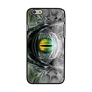 Creepy Eye Style Plastic Hard Back Cover for iPhone 6