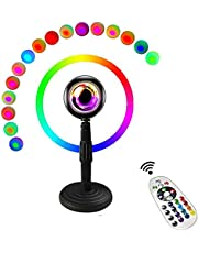 Lamp Projector Rainbow 16 Color LED - Remote Control