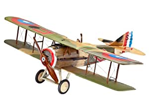 Revell - Maqueta WW I Fighter Aircraft SPAD XIII, escala 1:28 (04730)