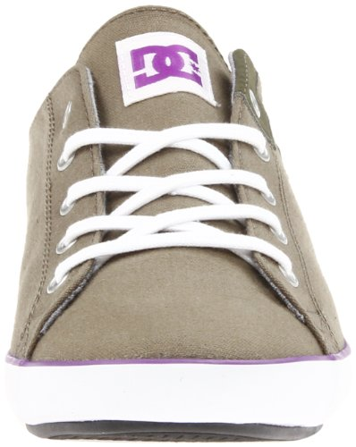 DC Shoes Cleo - Zapatillas de skate para mujer Military Green